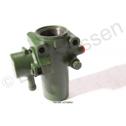 Pressure regulator, steel, LHM, SM, replacement part