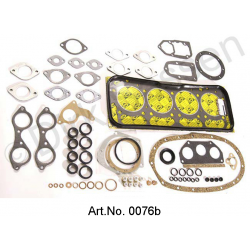 Set of gaskets, DX / DX