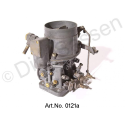 Carburetor, Weber, like new, reconditioned, exchange part, on request, specify model!