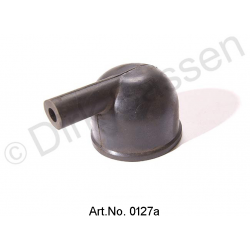 Ventilation valve cover (whistle)