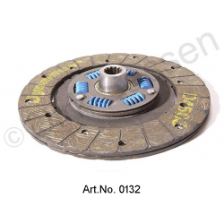 Clutch disc, until 1965, replacement part