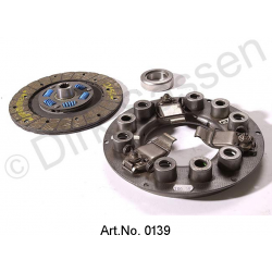 Kit for clutch kit, 3-piece, until 1965, exchange part