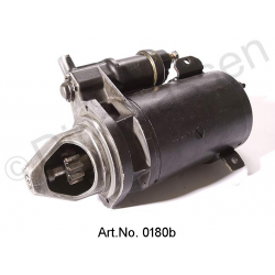 Starter, with magnetic switch, 10 teeth, best spare part for overhaul, on request