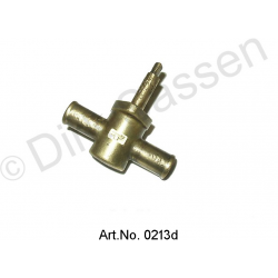 Heating valve, 1965 to 1968, exchange part