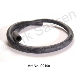 Water hose, after heating valve, 80 cm