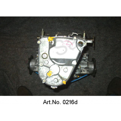 Transmission, 5-speed, rev., Shipping only by freight carrier, exchange part