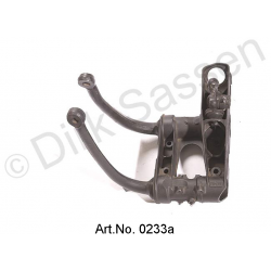 Swing arm unit, front, left, sedan, exchange part