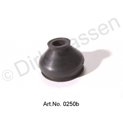 Collar for tie rod, without greasing nipple