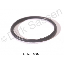 O-ring seal, LHM, round, for pressure accumulator, spring ball