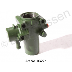 Pressure regulator, steel, LHM, overhauled, exchange part