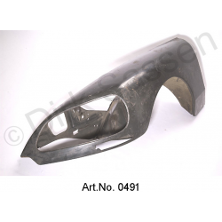Mudguard, front, left, original spare part, new, remaining stock, on request, SUPPLEMENT FOR LOCKING