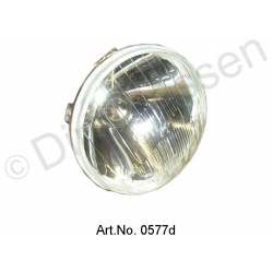 Reflector for auxiliary lights, Cibie, exchange part