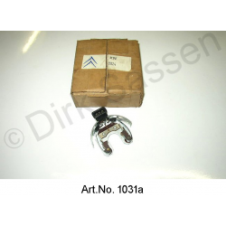 Contact insert ignition distributor, original spare part, for negative pressure