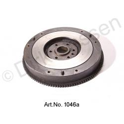 Flywheel, planned, replacement part