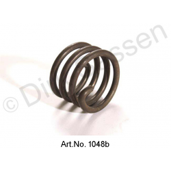 Starter return spring, round, for Ducellier