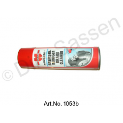 Brake cleaner, aerosol, for degreasing and cleaning