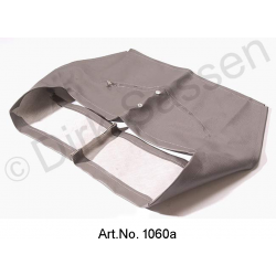 Air scoop, 23 carburettor and IE, with zipper
