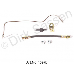 Conversion kit for articulated cable, LHS, right (1 x 0276, 2 x 0275, 1 x 0274, 1 x 1095 1093, 1 x 1094)