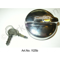 Tank cap, lockable, with Citroen- lettering