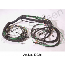 Wiring harness, alternating current, 09/1967 to 09/1968, battery right