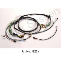 Wiring harness, mudguard, front left, from 1967