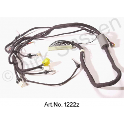 Wiring harness, IE, body side, 25-pin, white and yellow connector, from 04/1973