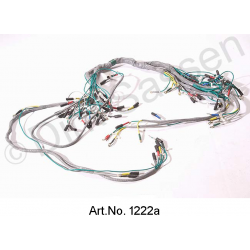 Wiring harness, DC, 09/1961 to 09/1965
