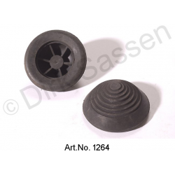 Pedal rubber, brake fungus