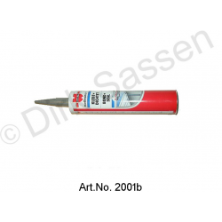 Sealant for windscreen, gray, tube