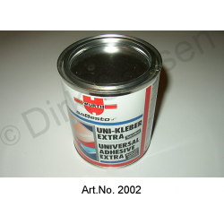 Adhesive for insulating mats, carpet set, headliner, Pallas, box
