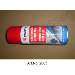 Adhesive, for sill covers, non-Pallas, suitcase lining, aerosol
