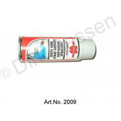 Spray paint, gray, for rims and headlamp housing, AC 136, gris rose, aerosol