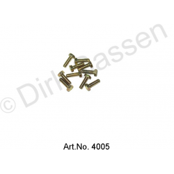 Screw, M5 x 16 (10 pieces)