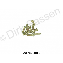 Screw, M7 x 20 (10 pieces)