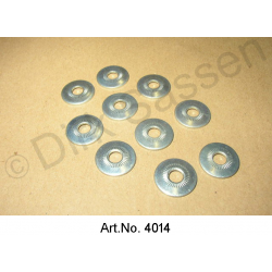 Washer, M5 x 16, original wide (10 pieces)