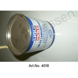 Greasing grease (LM), can
