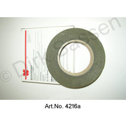 Adhesive tape for decorative strips, double-sided, for wide decorative strips (10 meters)