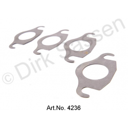 Washer for door hinge, DS 84156, original spare part