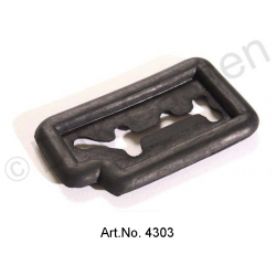 Rubber for shifter, semi-automatic, 1961 to 1968