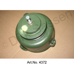 Bearing housing for centrifugal governor, carburettor version