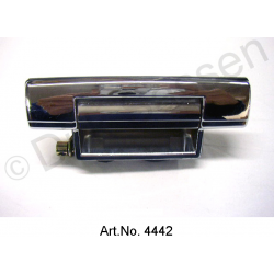 Door handle, outside, right, from 1971, newly manufactured