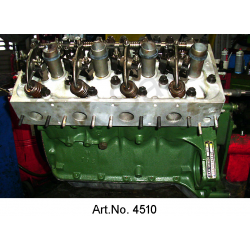 Engine overhauled, further details in the quotation, shipping only by freight forwarding, exchange part