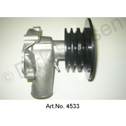 Water pump, reconditioned, for vehicles with air conditioning