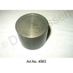 Brake pistons, from 1965, new production, aluminum