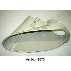 Housing for headlights, left, from 1967, reproduction, medium quality