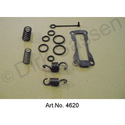 Overhaul kit for clutch corrector, IE