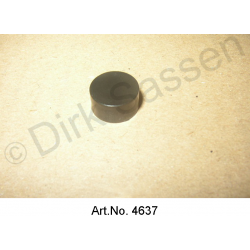 Protective cap, plastic, for M7 screw for bumper, seat frame and others, ZC 9613033U