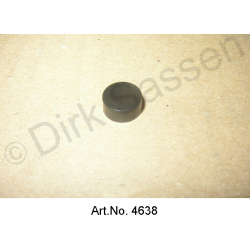 Protective cap, plastic, for M5 screw, for bumper and others