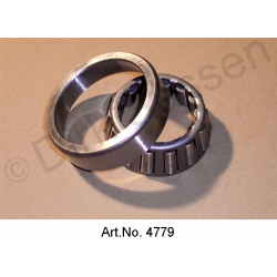 Bearing cage with 14 castors, outer ring, ZC 9620 051 U, ZC 9620 052 U