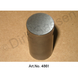 Tappet cup, original, revised and polished, exchange part